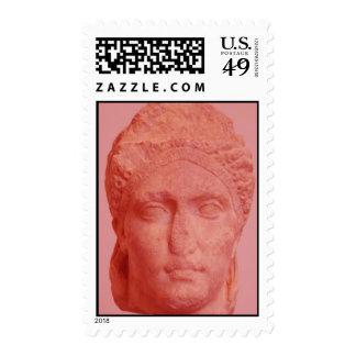 Empress Sabina Postage Stamp
