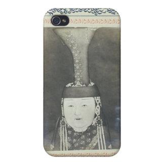 Empress She Tsu of the Yuan Dynasty iPhone 4 Case
