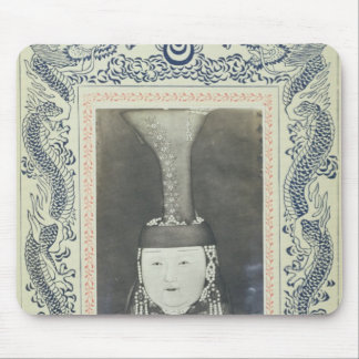 Empress She Tsu of the Yuan Dynasty Mouse Pad
