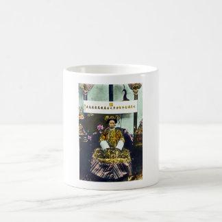 Empress Shōken of Japan Vintage Coffee Mug