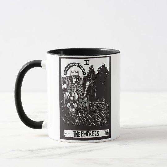 Empress Tarot Card Mug