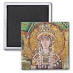 Empress Theodora 2 Inch Square Magnet