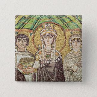 Empress Theodora Button