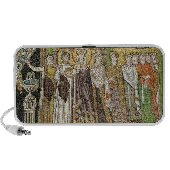 Empress Theodora Portable Speaker