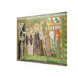 Empress Theodora Stretched Canvas Print