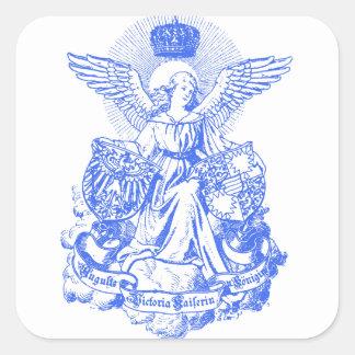 Empress Wings & Crown Sticker
