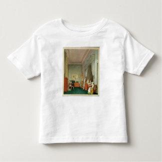 Empress's Bedroom with the Duchesse de Montebello Toddler T-shirt