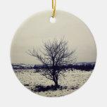 Emptiness Christmas Tree Ornament