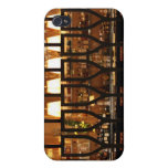 Empty Bar Room iPhone 4 Cover