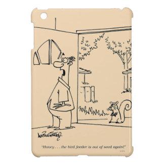 Empty Bird Feeder Case For The iPad Mini