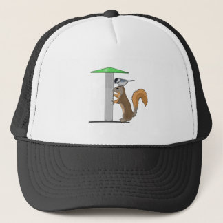 Empty Bird Feeder Trucker Hat