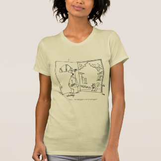 Empty Bird Feeder T-shirt