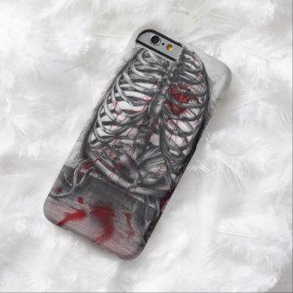 Empty Cage Anatomy Horror Orig Art iPhone 6 Case
