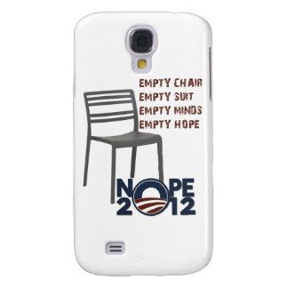 Empty Chair Empty Obama Samsung Galaxy S4 Case