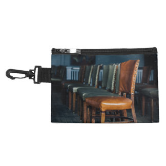Empty Chairs at the Music Hall Accessory Bag