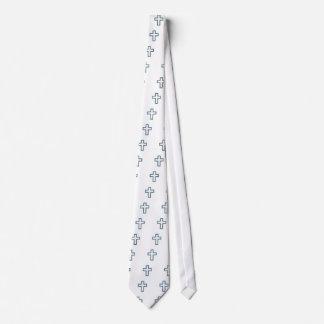 Empty cross tie