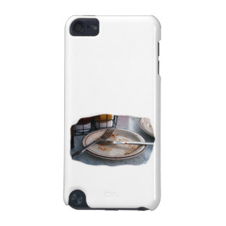 Empty Eaten Plate Fork Knife Food Foodie Design iPod Touch (5th Generation) Case