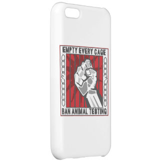Empty Every Cage iPhone 5C Cases