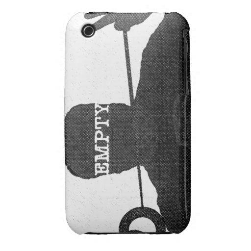 Empty I-phone Case iPhone 3 Case