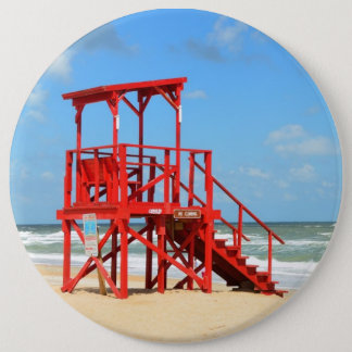 Empty Lifeguard Stand Button