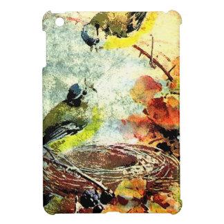 EMPTY NEST CHATTER iPad MINI CASE