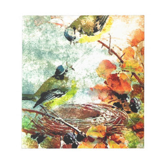 EMPTY NEST CHATTER NOTE PAD