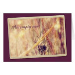 Empty Nest Encouragement Greeting Card