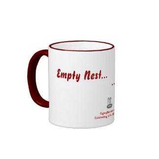 Empty Nest... Full Wallet Coffee Mug