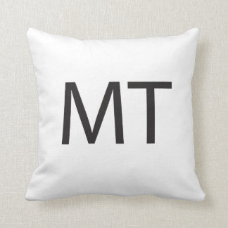 empty -or- Modified Tweet.ai Throw Pillows