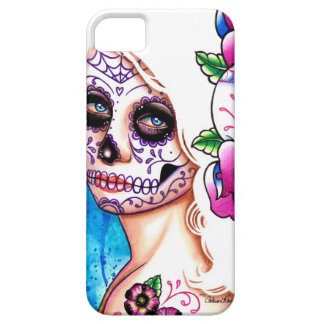 Empty Promises Day of the Dead Girl iPhone SE/5/5s Case