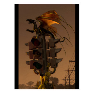 Empty Rage by J. Matthew Root Postcard