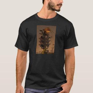 Empty Rage by J. Matthew Root T-Shirt