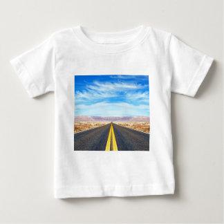 Empty road baby T-Shirt