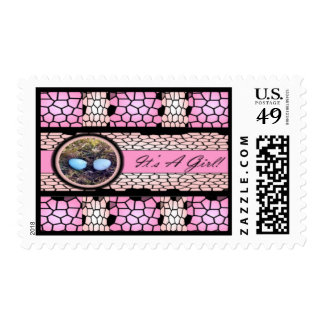 Empty Robin Eggs Stamp