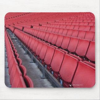 Empty Seats in Stadium Mouse Pad