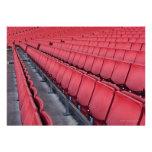 Empty Seats in Stadium Personalized Invite