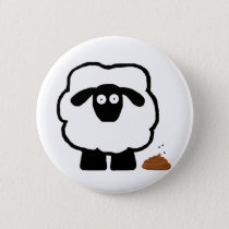 Empty Sheep Button