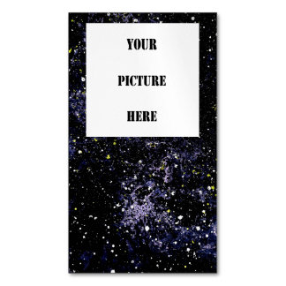 EMPTY SPACE 180 true.jpg Business Card Magnet