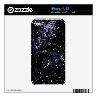 EMPTY SPACE (outerspace art) ~ Skin For iPhone 4S
