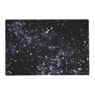 EMPTY SPACE (outerspace design) ~ Placemat