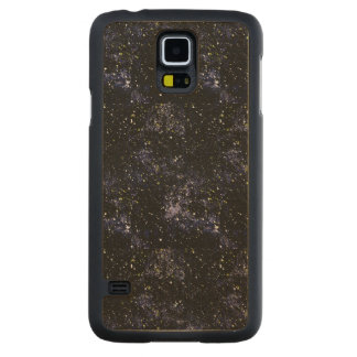 EMPTY SPACE v.2 (outerspace art) ~ Carved® Maple Galaxy S5 Case
