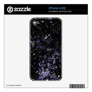 EMPTY SPACE v.2 (outerspace art) ~ Skins For The iPhone 4