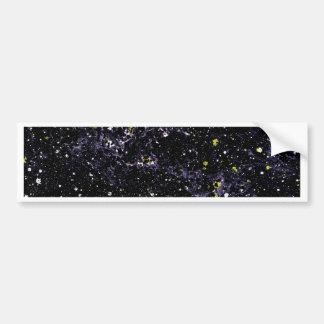 EMPTY SPACE (variant 1) ~ Car Bumper Sticker