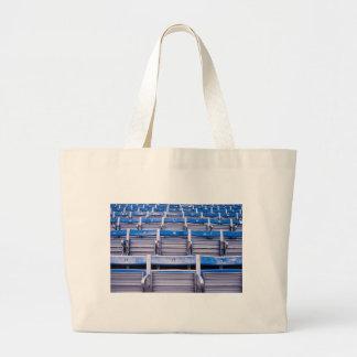 Empty Stadium Canvas Bag