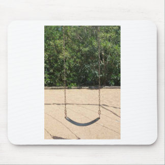Empty Swing Mouse Pad