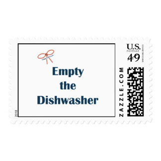 Empty The Dishwasher Reminders Stamp
