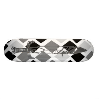 Empty Thoughts! Skateboard Deck