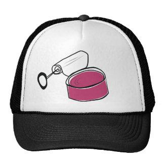 empty tin can trucker hat