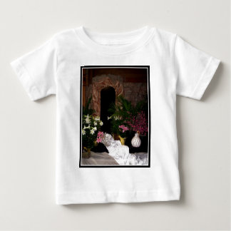 Empty Tomb of Easter Baby T-Shirt