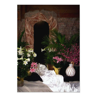 Empty Tomb of Easter Card